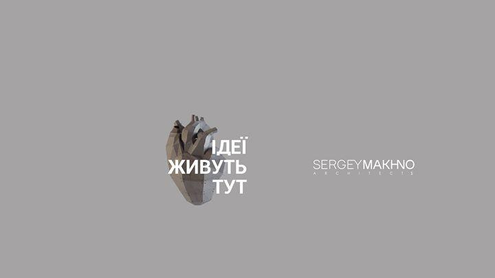 Architectural workshop Sergey Makhno cover
