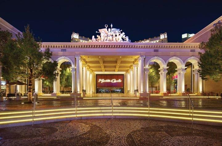 Monte Carlo Resort & Casino- Las Vegas cover