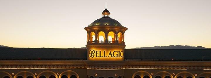 Bellagio Las Vegas cover