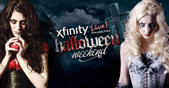 Xfinity Live! Philadelphia cover