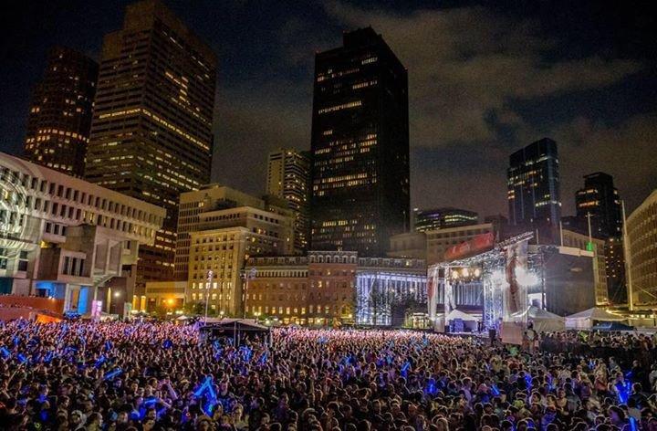 Boston Calling Music Festival cover