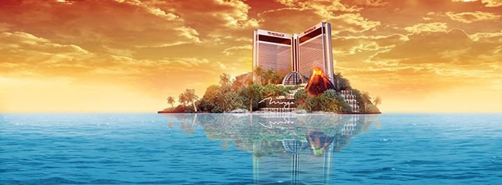 The Mirage Hotel and Casino cover