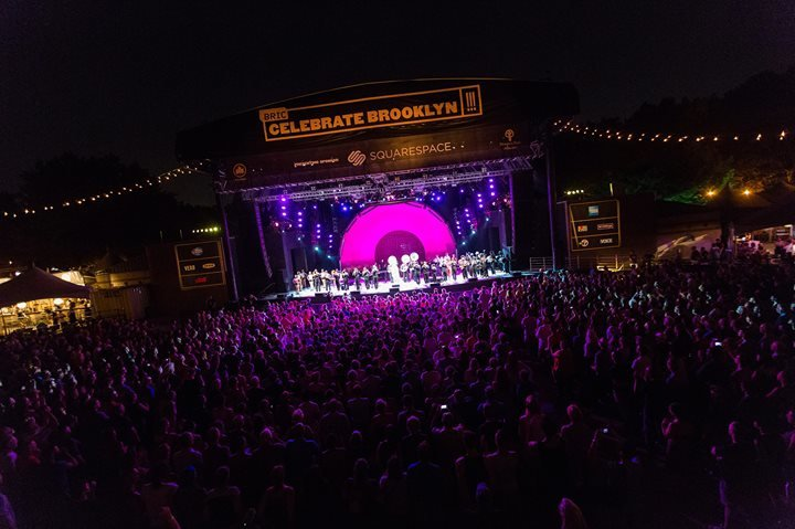 BRIC Celebrate Brooklyn Festival cover