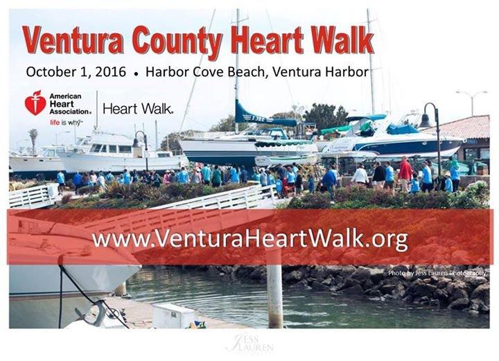 American Heart Association - Central Coast Ventura Division cover