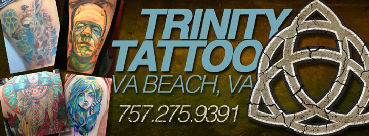 Trinity Tattoo Co. cover