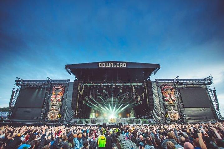 Download Festival cover