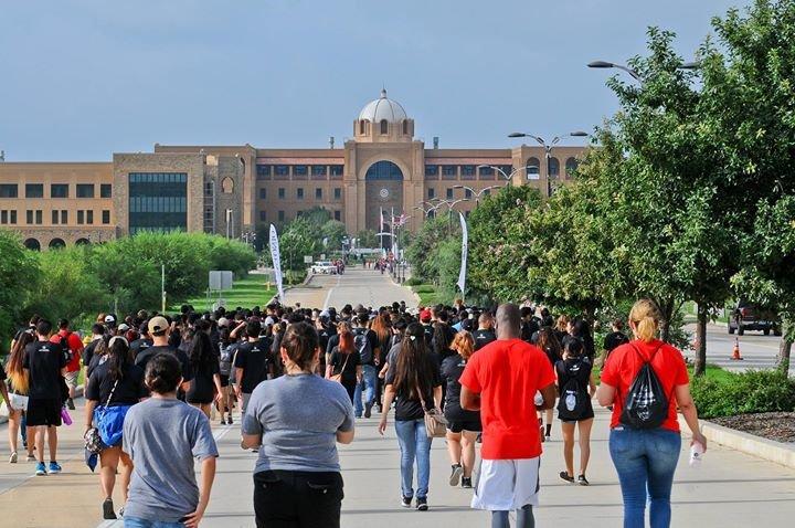 Texas A&M University-San Antonio cover