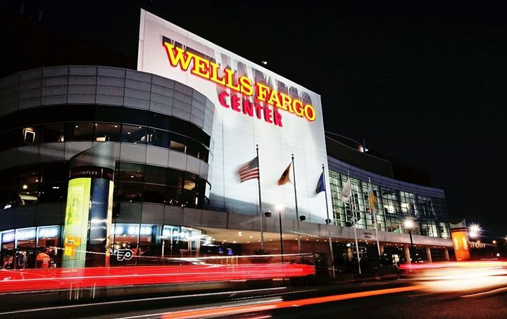 Wells Fargo Center cover