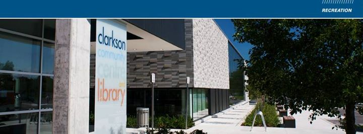 Clarkson Community Centre cover