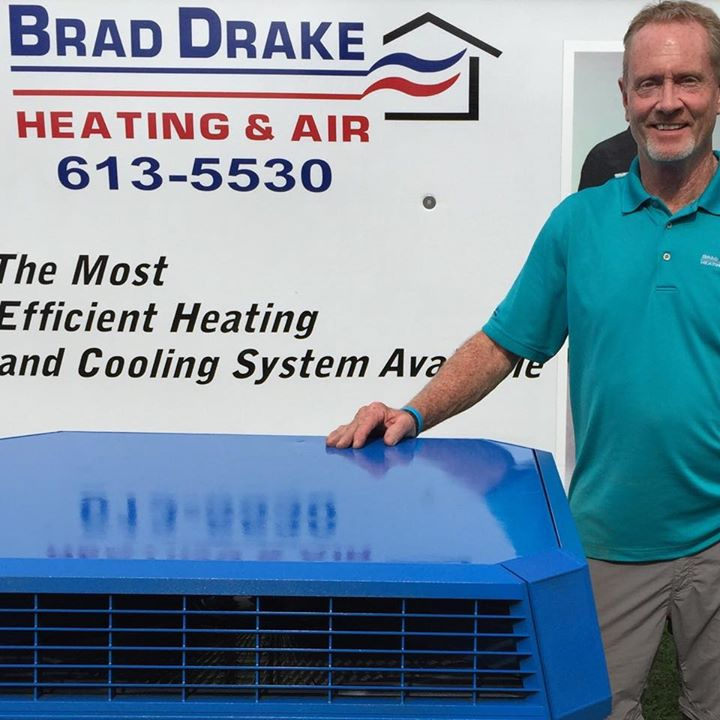 Brad Drake Plumbing•Heat•Air cover