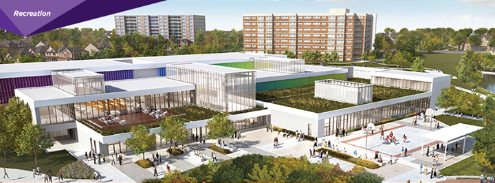 Meadowvale Community Centre & Library cover