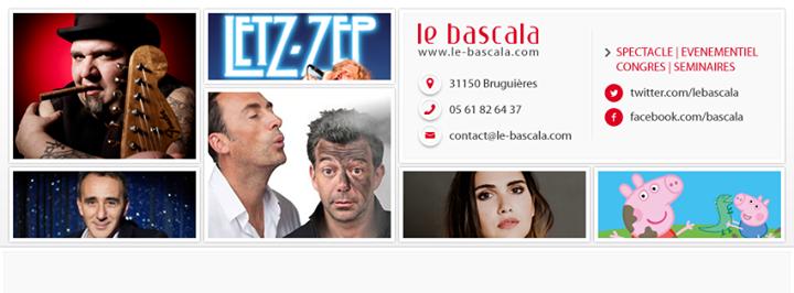 Le Bascala cover