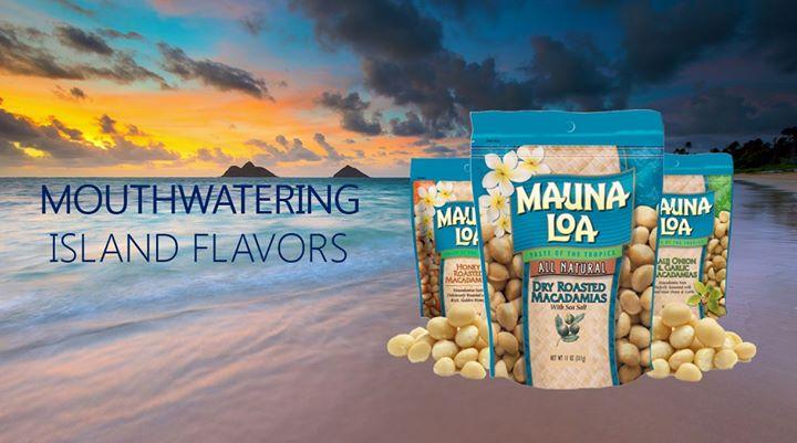 MAUNA LOA Macadamia Nuts cover