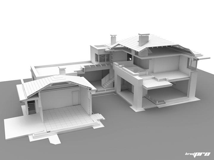 Kristpro - 3D visualizations wizualizacje 3D rendering cover