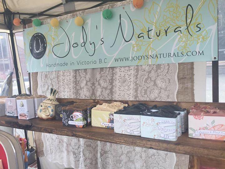 Jody's Naturals cover