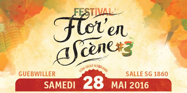 Festival Flor' en Scène cover