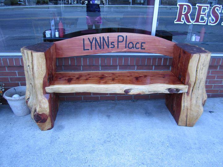 Lynn's Place Restaurant cover