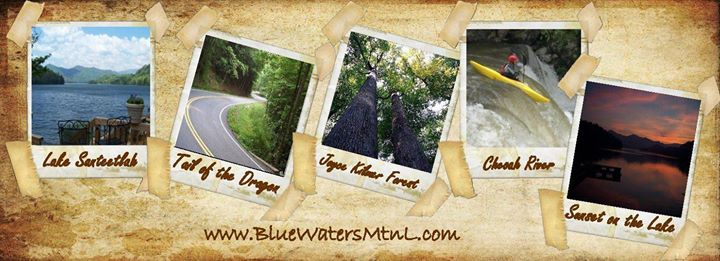 Blue Waters Mountain Lodge cover