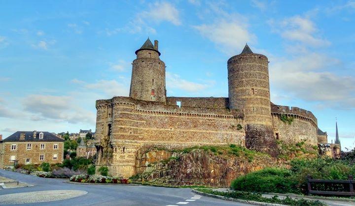 Pays de Fougères Tourisme cover