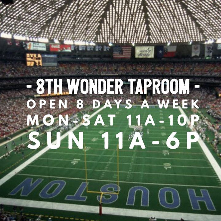 8th Wonder Brewery cover