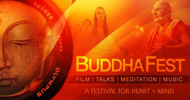 BuddhaFest cover