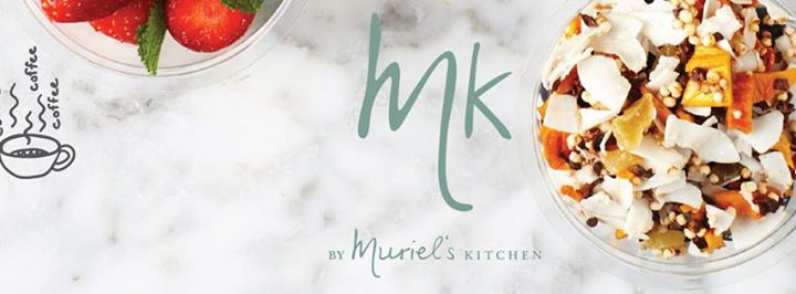 Muriel's Kitchen cover