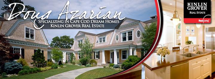 Cape Cod Dream Homes cover