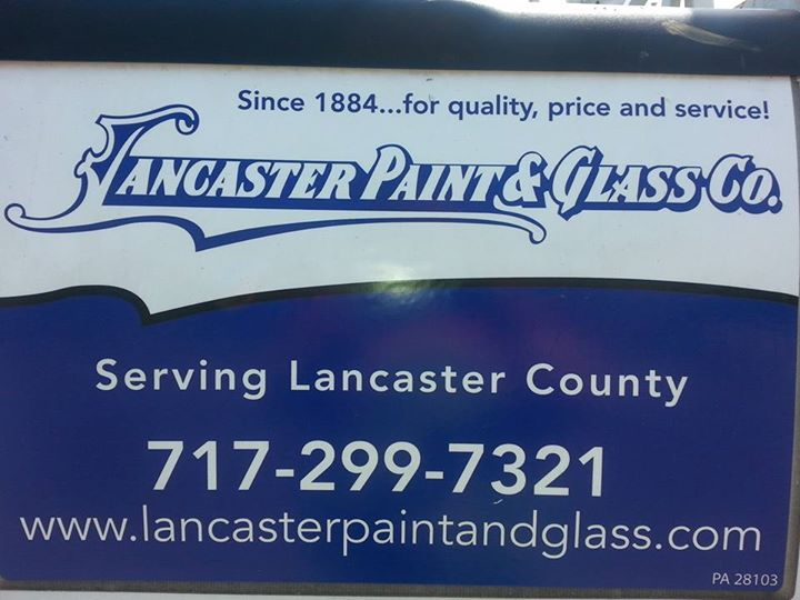 Lancaster Paint and Glass Co. cover