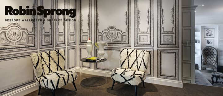 Robin Sprong Wallpaper Cape Town South Africa
