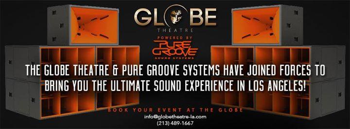 Globe Theatre cover