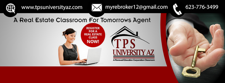 TPS University AZ cover