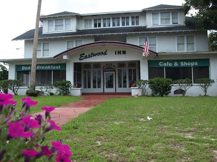 Eastwood Terrace Inn cover