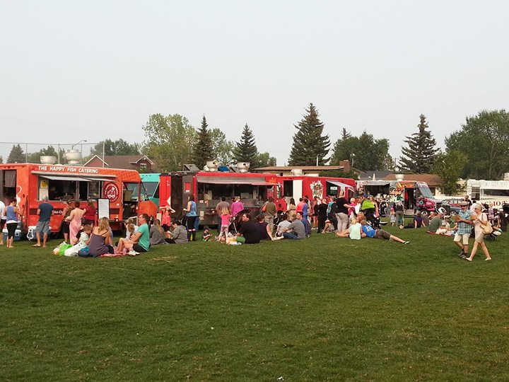 Airdrie Farmers Market cover