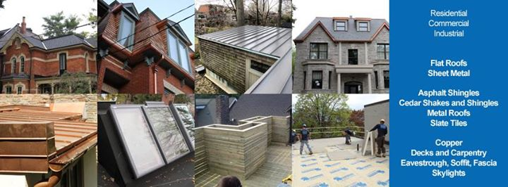 M&R Roofing - Toronto cover