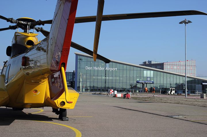 Den Helder Airport cover