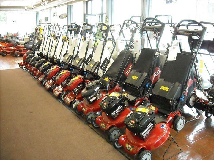 Billings Lawn Equipment cover