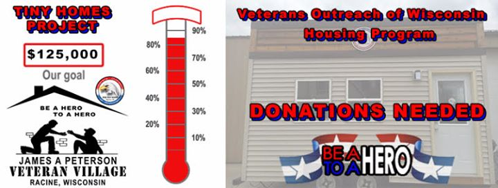 Veterans Outreach of Wisconsin cover