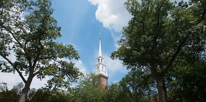 Harvard Memorial Church cover