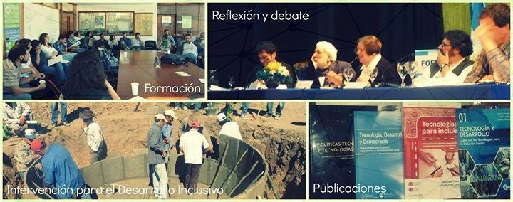 Red de Tecnologías para la Inclusión Social Argentina - Red TISA cover