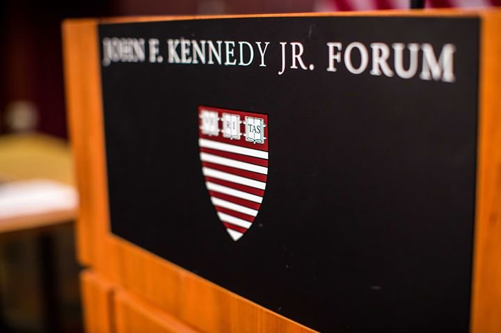 John F. Kennedy Jr. Forum at the Institute of Politics cover