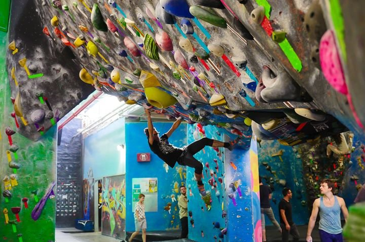 Brooklyn Boulders cover
