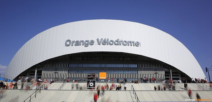 Orange Vélodrome cover