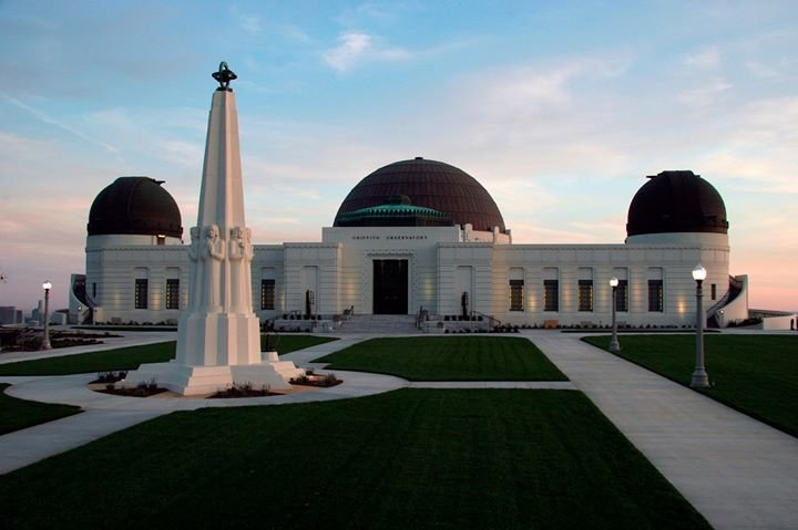 Griffith Observatory cover