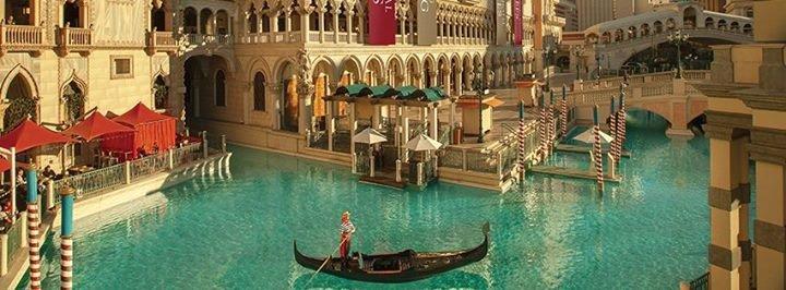 The Venetian Las Vegas cover