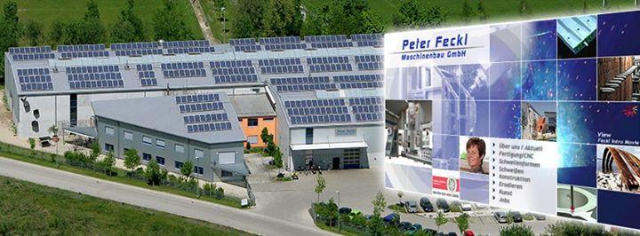 Peter Feckl Maschinenbau GmbH cover