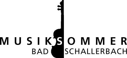 Musiksommer Bad Schallerbach cover