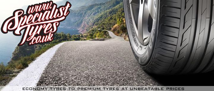SPECIALIST TYRES cover