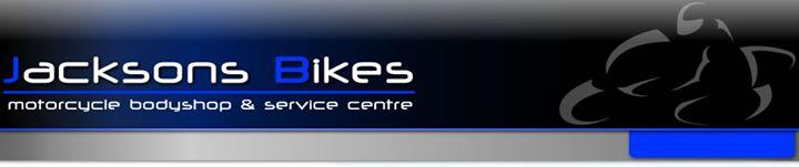 Jacksons Bikes Motorcycle Bodyshop & Service Centre cover