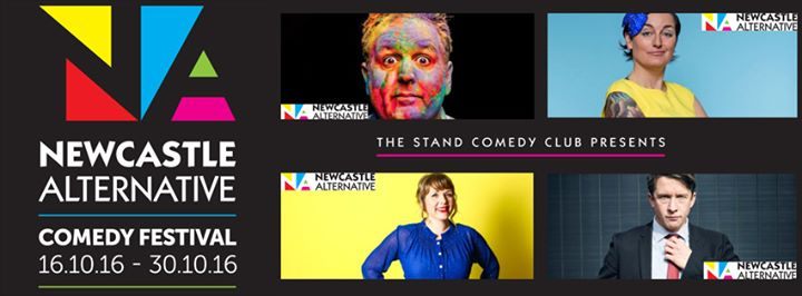 The Stand Comedy Club, Newcastle cover