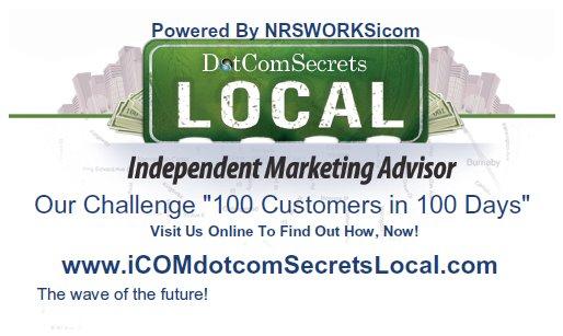 iCOMdotcomSecretsLocal.com cover